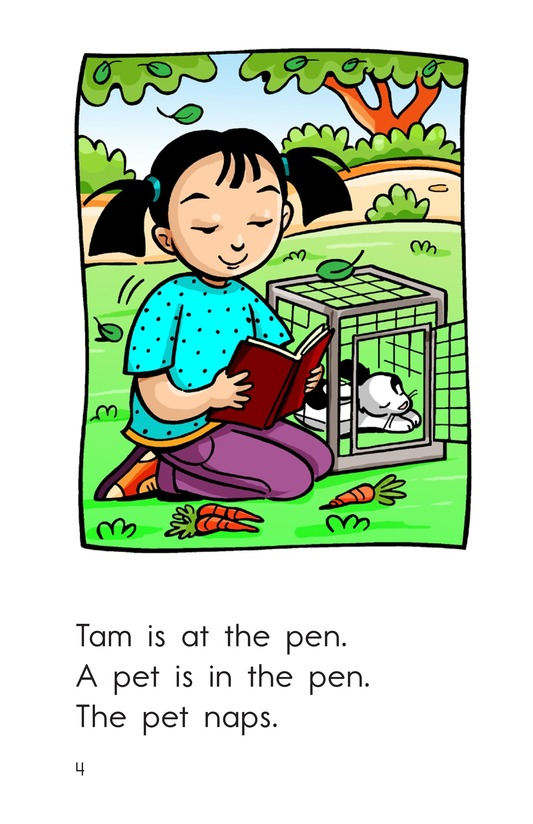 Book Preview For Get the Pets Page 4