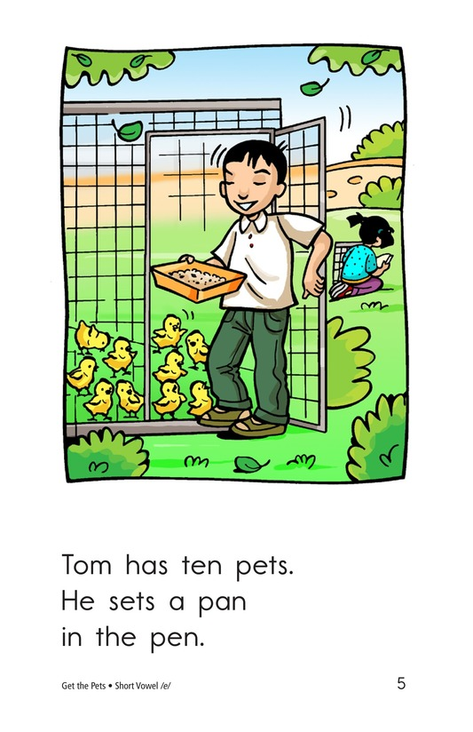 Book Preview For Get the Pets Page 5