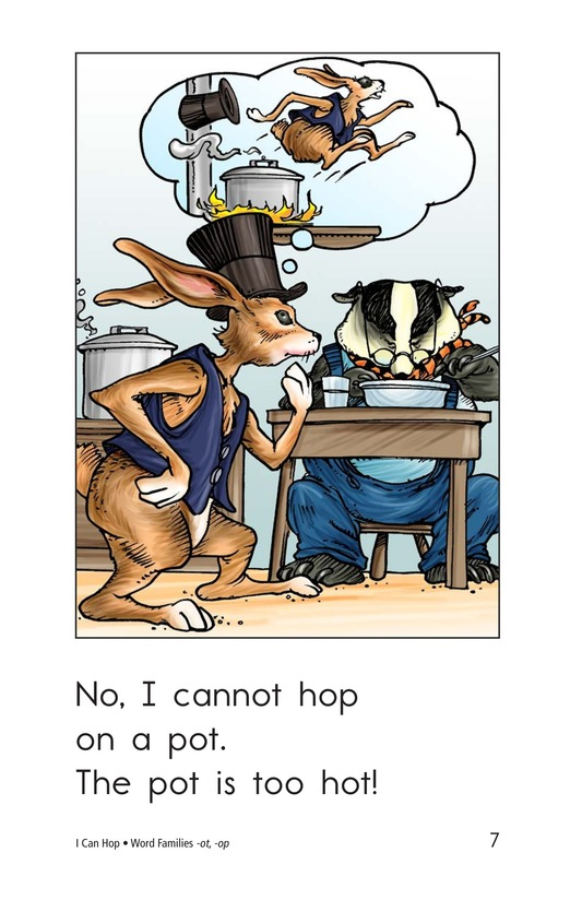 Book Preview For I Can Hop Page 7