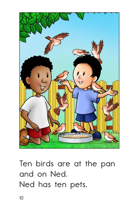 Book Preview For Ten Pets Page 10