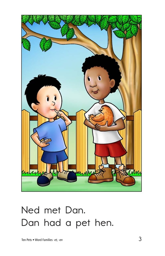 Book Preview For Ten Pets Page 3