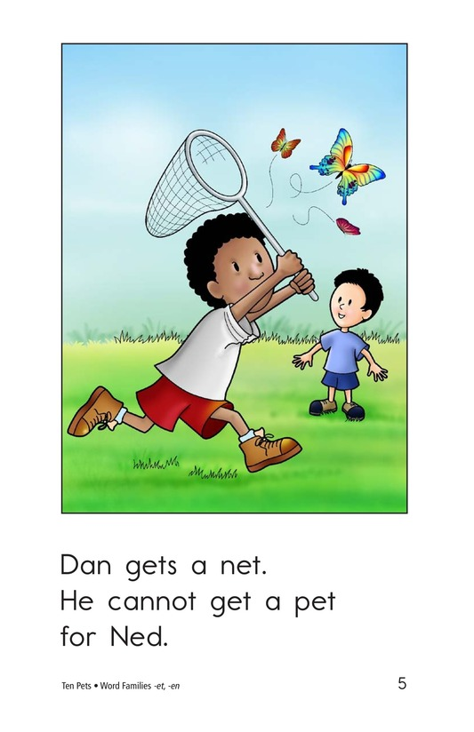 Book Preview For Ten Pets Page 5