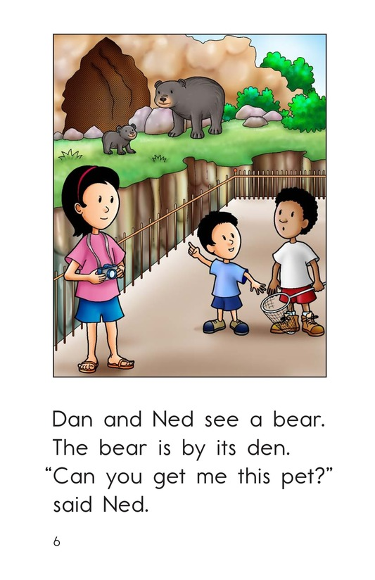 Book Preview For Ten Pets Page 6