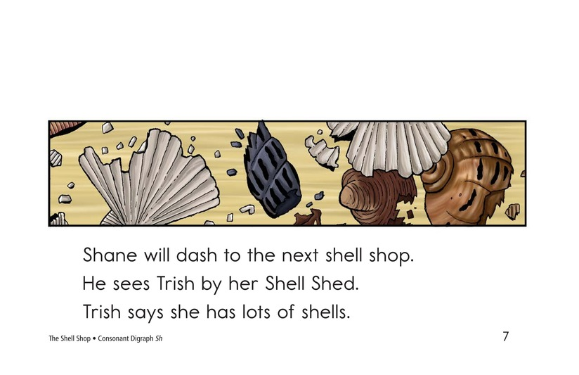 Book Preview For The Shell Shop Page 7