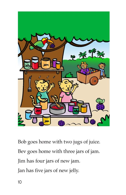 Book Preview For Jelly and Jam Page 10