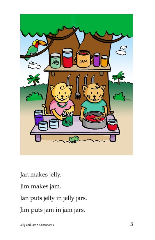 Book Preview For Jelly and Jam Page 3