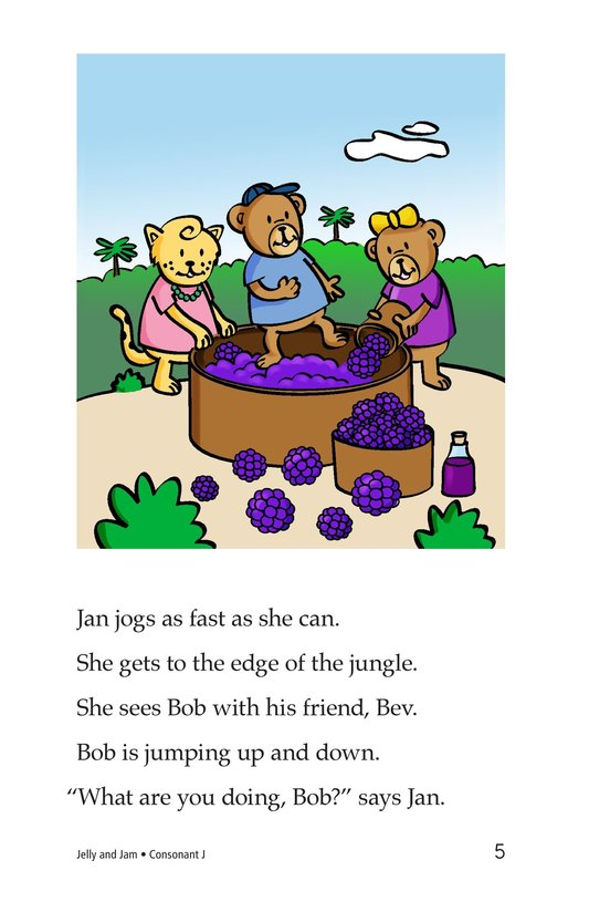 Book Preview For Jelly and Jam Page 5