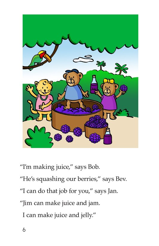 Book Preview For Jelly and Jam Page 6