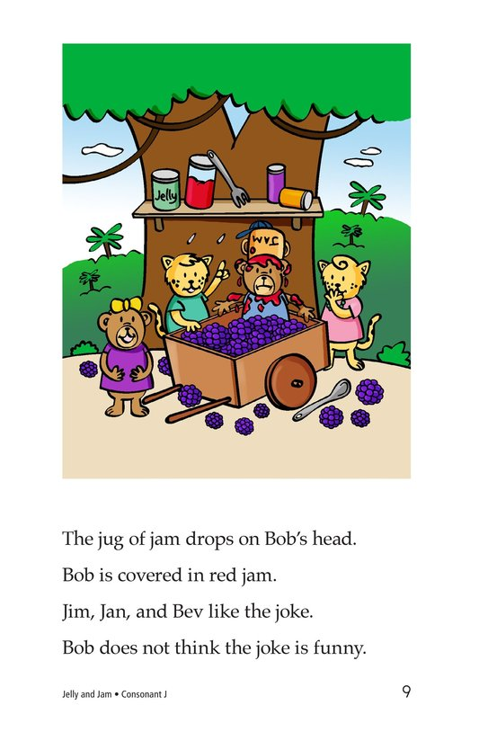 Book Preview For Jelly and Jam Page 9