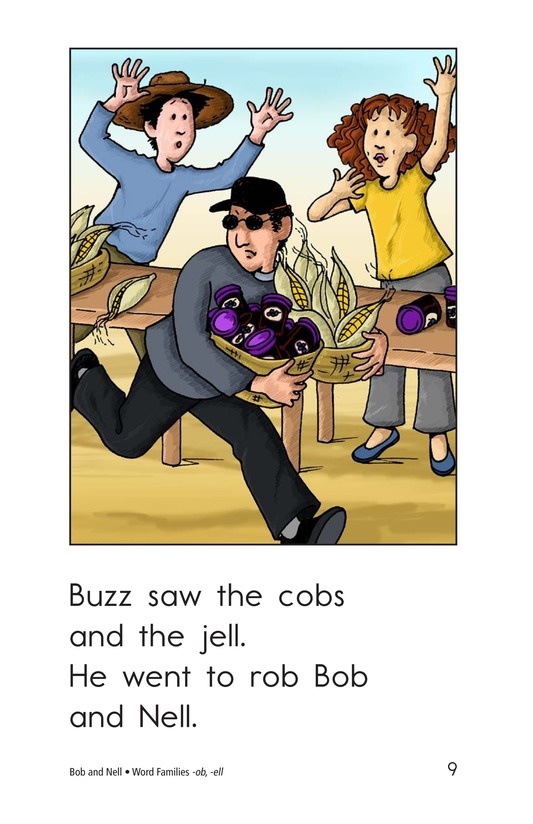 Book Preview For Bob and Nell Page 9