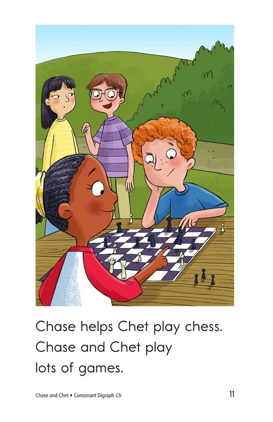 Book Preview For Chip the Chimp Page 11