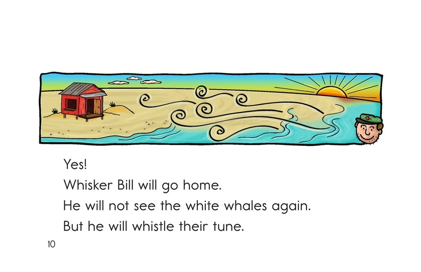 Book Preview For Whisker Bill Page 10