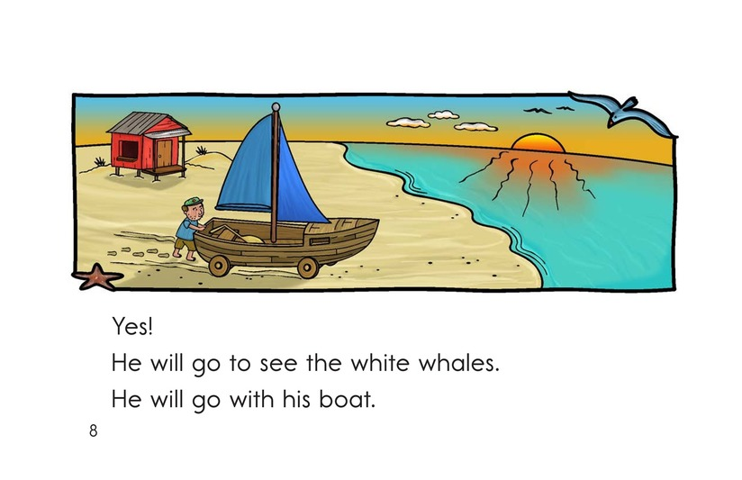 Book Preview For Whisker Bill Page 8