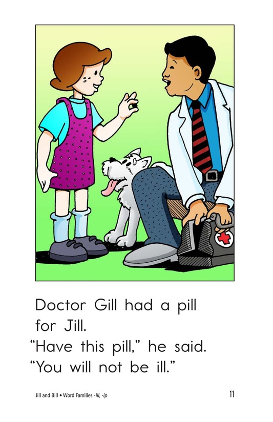Book Preview For Jill and Bill Page 11