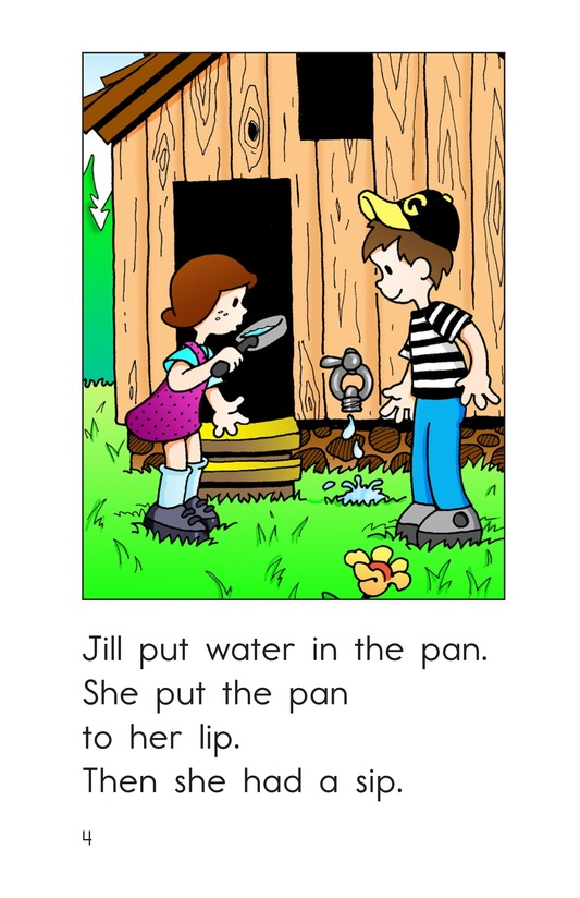 Book Preview For Jill and Bill Page 4