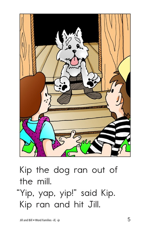 Book Preview For Jill and Bill Page 5
