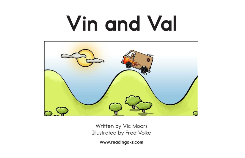 Book Preview For Vin and Val Page 2