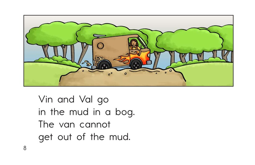 Book Preview For Vin and Val Page 8