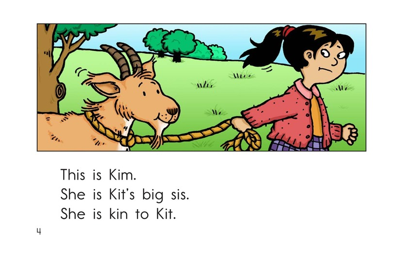 Book Preview For Kit and Kim Are Kin Page 4