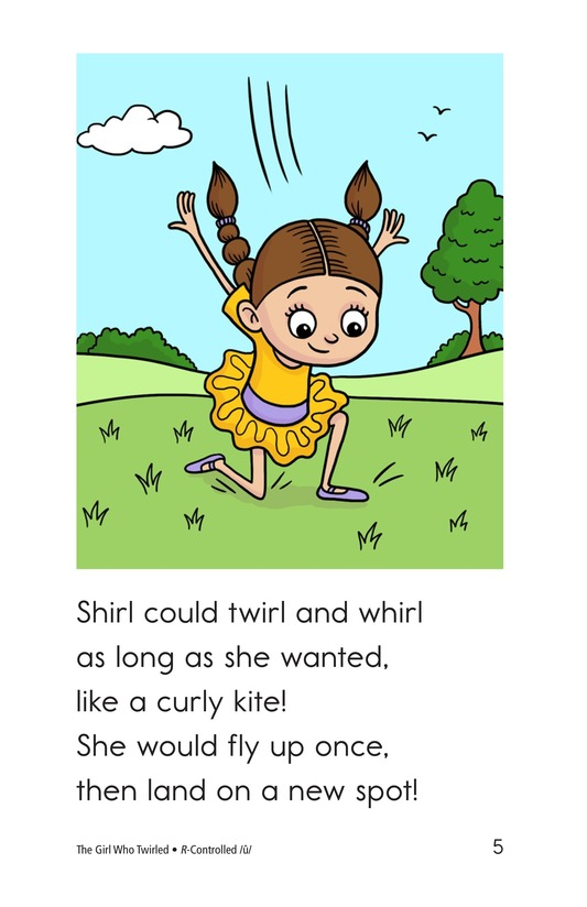 Book Preview For Curls That Twirl Page 5
