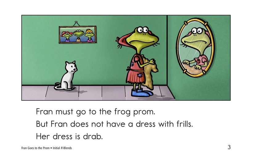 Book Preview For Fran Goes to the Prom Page 3