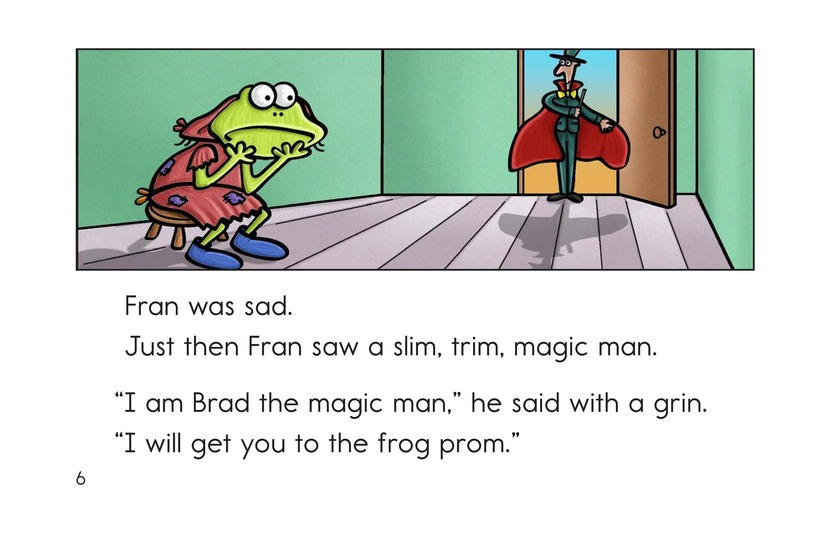 Book Preview For Fran Goes to the Prom Page 6