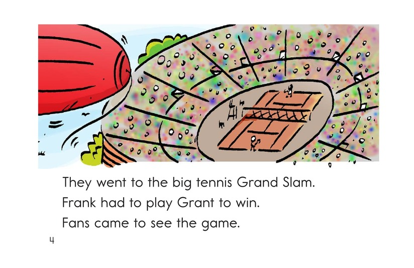Book Preview For Grand Slam Tennis Page 4