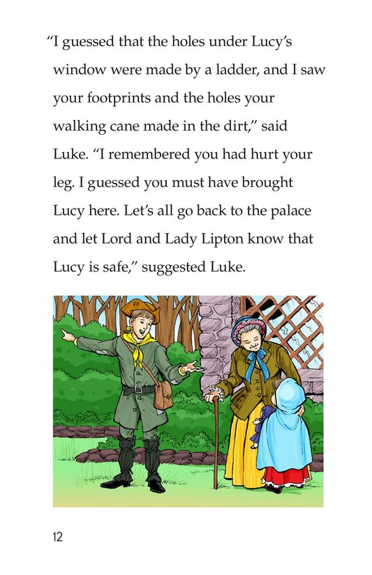 Book Preview For Lord and Lady Lipton Page 12