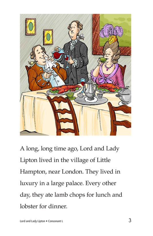 Book Preview For Lord and Lady Lipton Page 3
