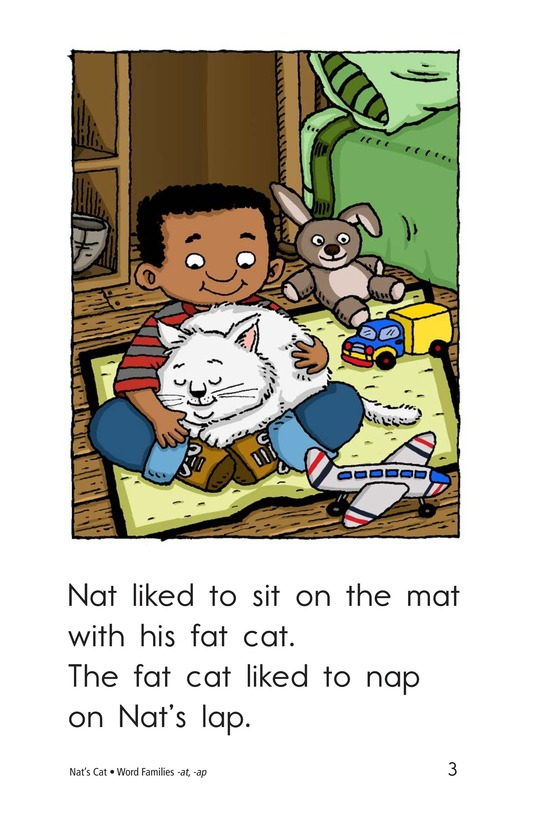 Book Preview For Nat's Cat Page 3