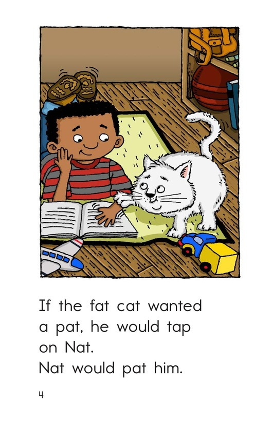 Book Preview For Nat's Cat Page 4