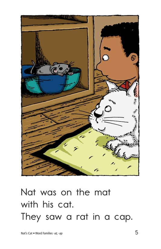 Book Preview For Nat's Cat Page 5