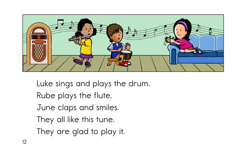 Book Preview For No More Sad Tunes Page 12