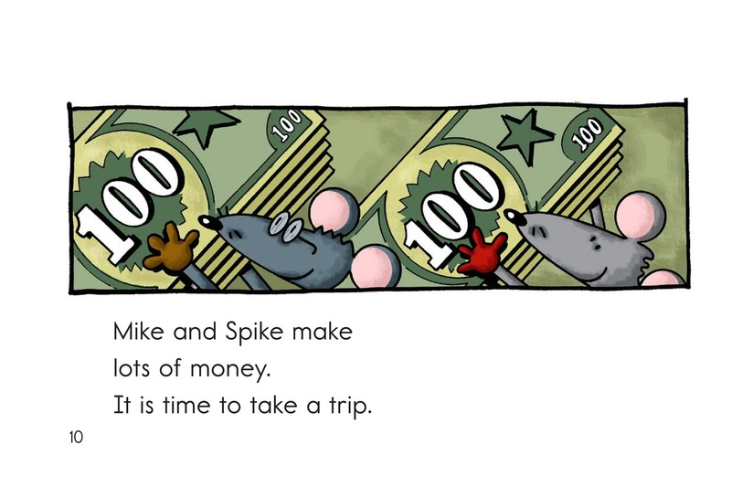 Book Preview For The Nice Mice Page 10