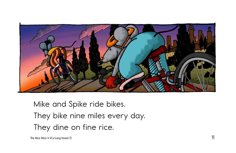 Book Preview For The Nice Mice Page 11