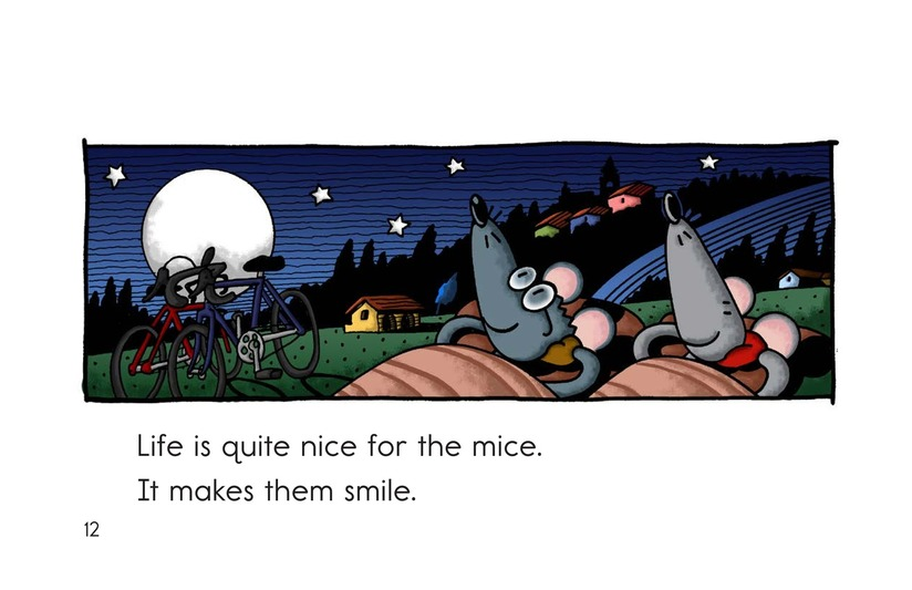 Book Preview For The Nice Mice Page 12