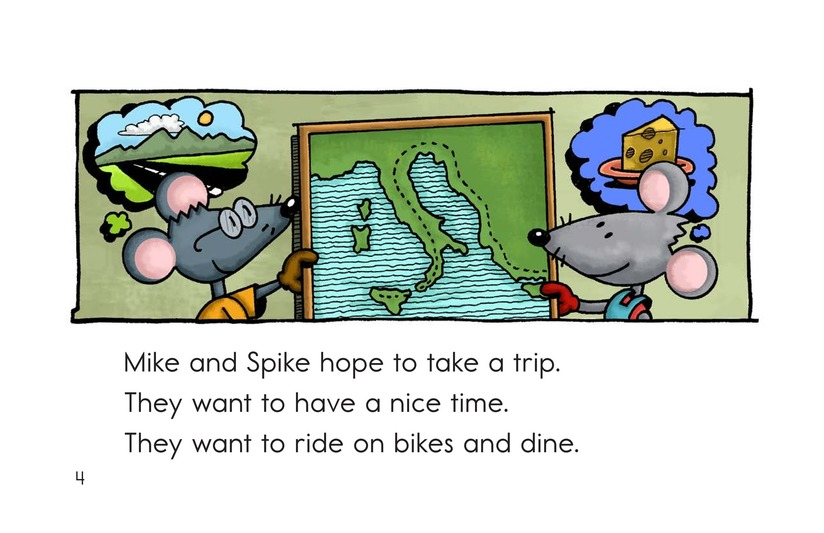 Book Preview For The Nice Mice Page 4