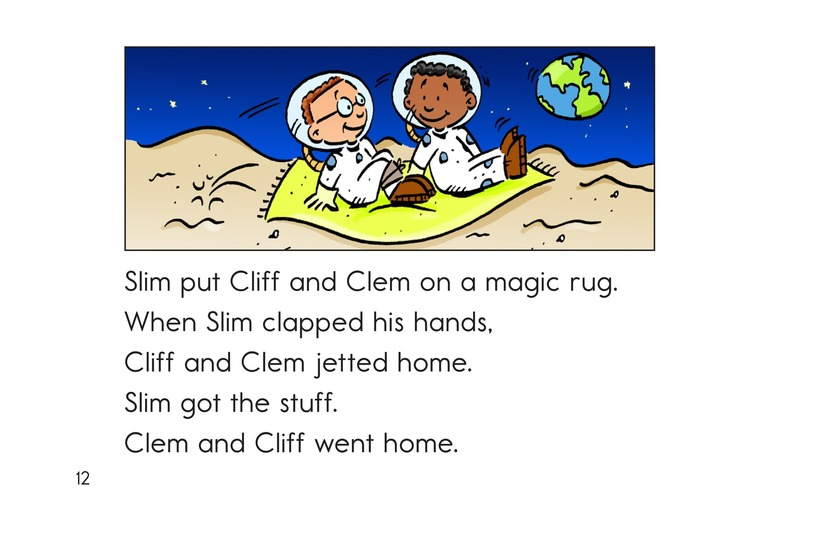 Book Preview For Planet Blip Blop Page 12