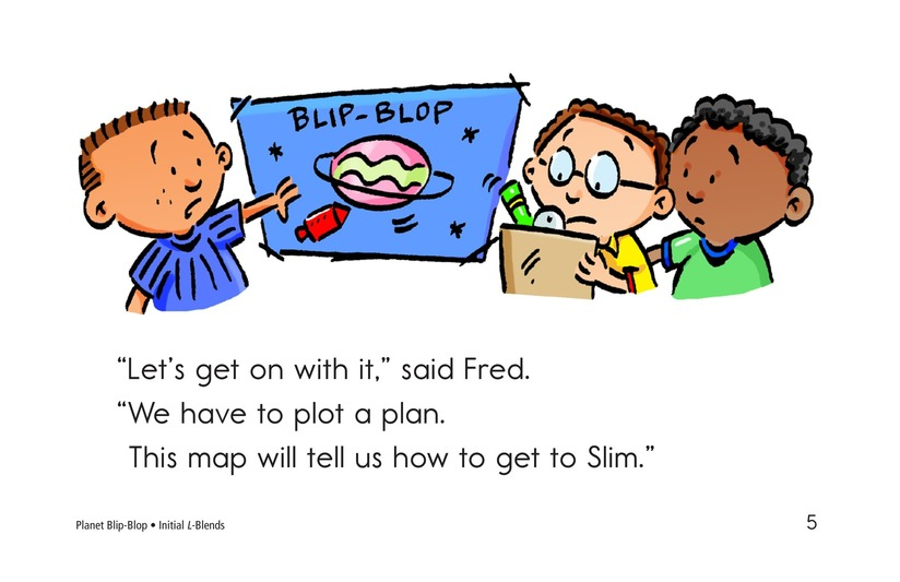 Book Preview For Planet Blip Blop Page 5