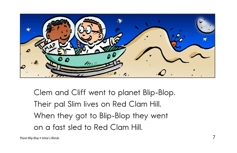 Book Preview For Planet Blip Blop Page 7