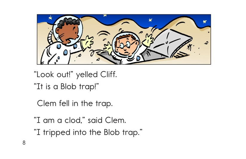 Book Preview For Planet Blip Blop Page 8