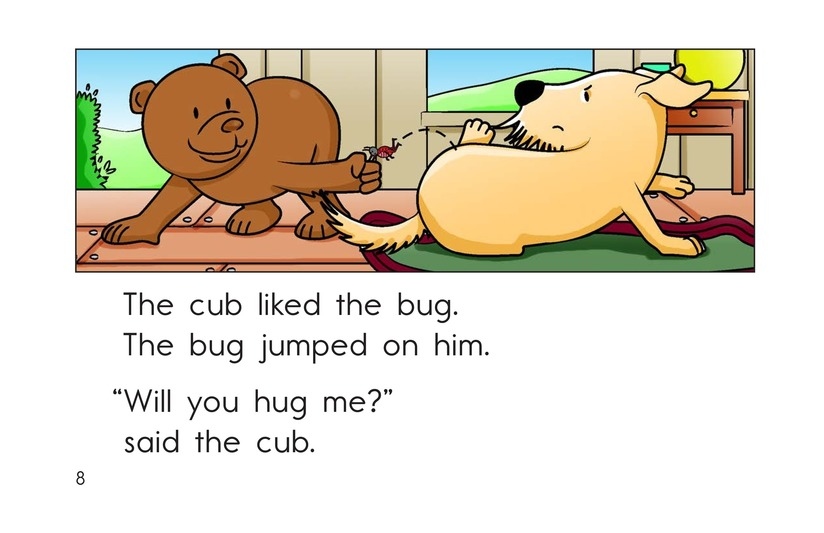 Book Preview For The Mutt and the Bug Page 8