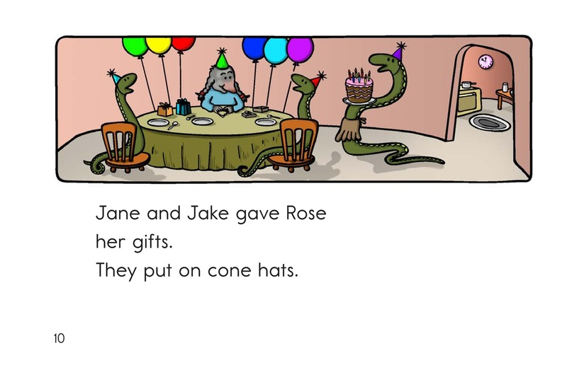 Book Preview For Rose the Mole Page 10