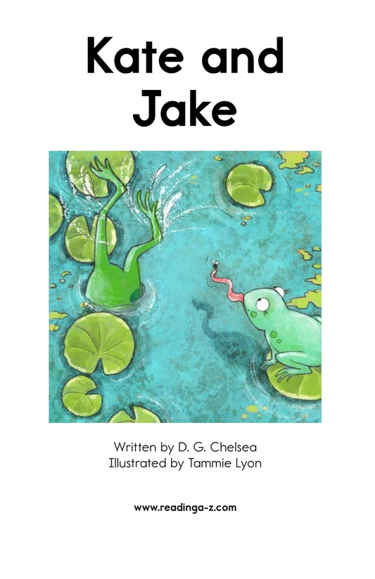 Book Preview For Kate and Jake Page 2