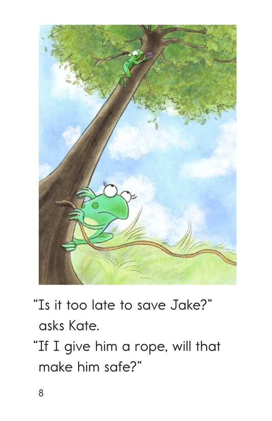 Book Preview For Kate and Jake Page 8