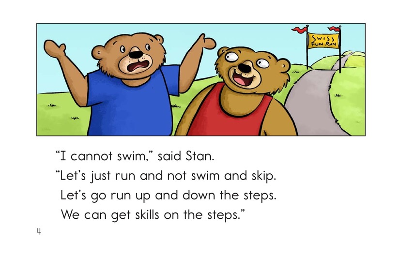 Book Preview For Swiss Fun Run Page 4