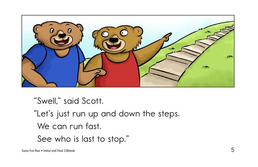 Book Preview For Swiss Fun Run Page 5