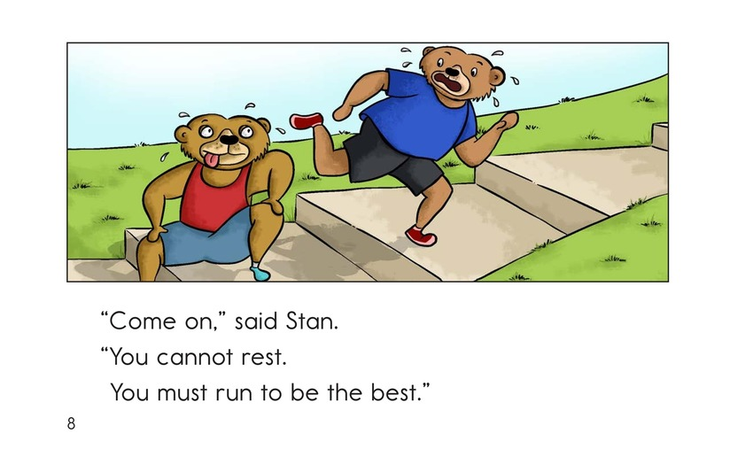 Book Preview For Swiss Fun Run Page 8