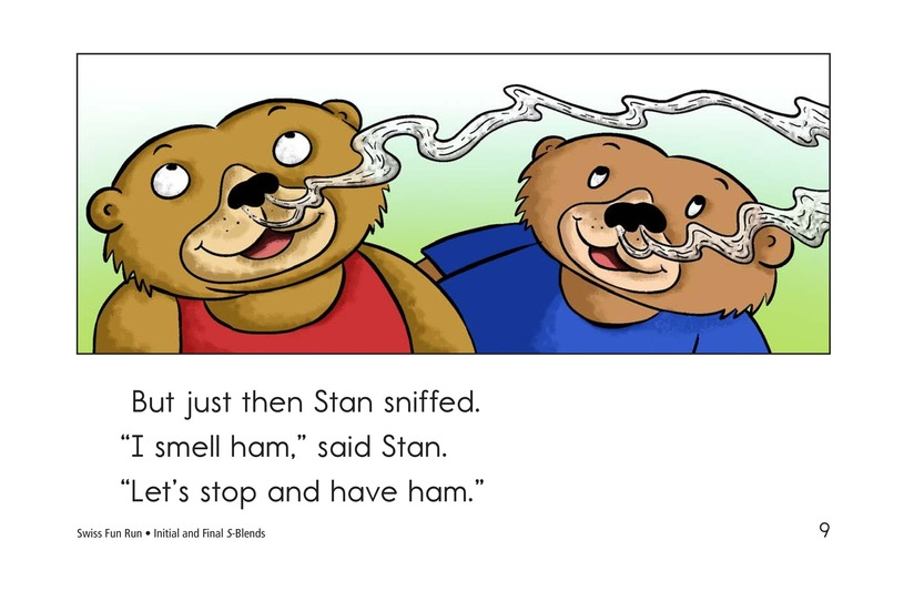 Book Preview For Swiss Fun Run Page 9