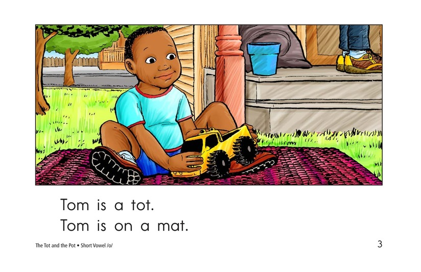 Book Preview For The Tot and the Pot Page 3